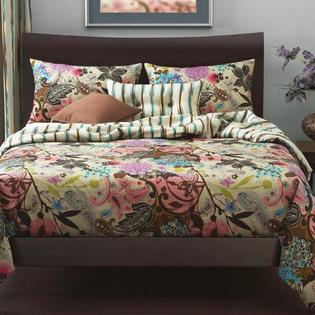 SIS Covers Garden Fantasy Duvet Set - Size: California King at Sears.com