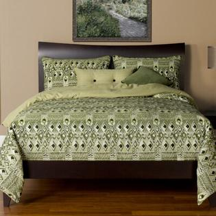SIS Covers Batik Bonsai Duvet Set - Size: California King at Sears.com