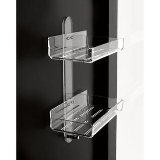 Toscanaluce by Nameeks Tiered Accessory Holder - Shelves: Three, Size: 8&amp;#34; at Sears.com