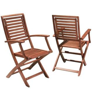 Home Loft Concept Americana Outdoor Chair (Set of 2) at Sears.com