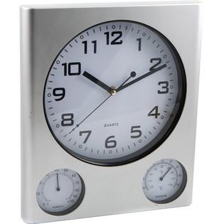 Premium Outdoor Clock and Weather Station at Sears.com