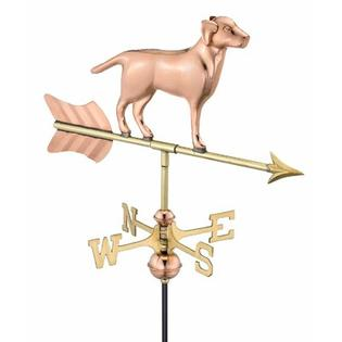 GOOD DIRECTIONS Labrador Retriever Weathervane with Roof Mount at Sears.com
