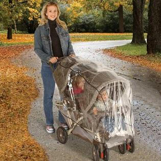 Jeep Baby Products Tandem Stroller Weather Cover Shield at Sears.com
