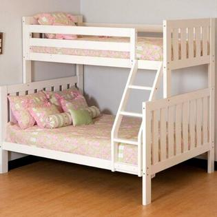 Canwood Furniture Alpine II Twin over Full Bunk Bed - Finish: Natural at Sears.com