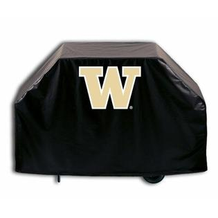 Holland Bar Stool NCAA Grill Cover - Size: 36&amp;#34; H x 66&amp;#34; W x 21&amp;#34; D, NCAA Team: Washington at Sears.com