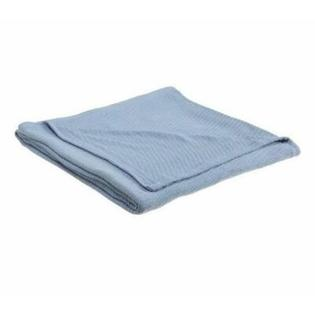 Westpoint Home Cotton Blanket - Color: Blue, Size: Full/Queen at Sears.com
