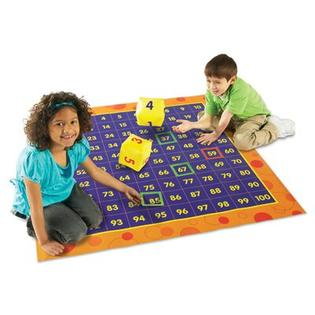 Learning Resources Hip Hoppin&#039; Hundred Mat at Sears.com