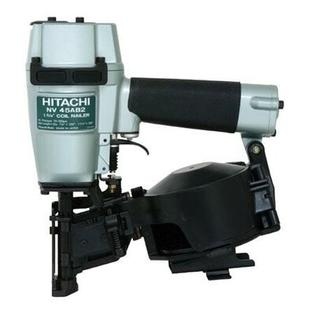 Hitachi 1.75&amp;#34; Power Head Roofing Coil Nailer Side Load Magazine at Sears.com