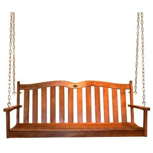 Jordan Manufacturing Porch Swing - Finish: Natural Stain at Sears.com