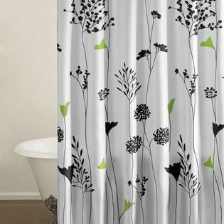 City Scene Asian Lily Shower Curtain at Sears.com