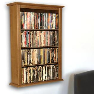 Venture Horizon VHZ Entertainment Single Wall Mounted Storage Rack - Finish: Black at Sears.com
