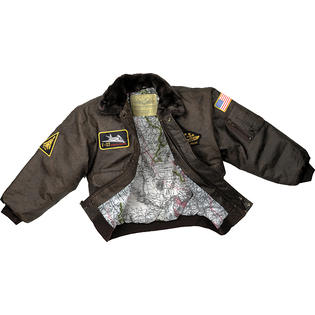 Rothco Brown WWII Aviator Flight Jacket Kids at Sears.com