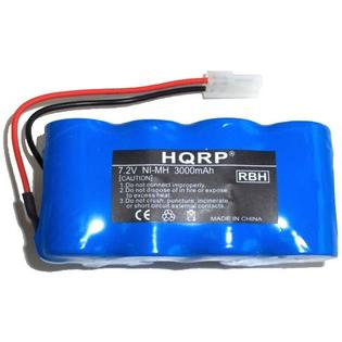 HQRP 3000mAh Extended Battery for Euro-Pro Shark battery pack XB1918 Cordless Sweepers Replacement at Sears.com
