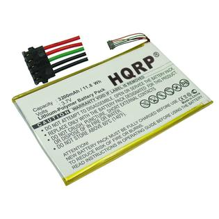 HQRP Battery for Barnes &amp; Noble NOOK Color E-Book Ereader BNRV200 BNTV250A DR-NK02 6027B0090501 AVPB001-A110-01 Digital Book Reader at Sears.com