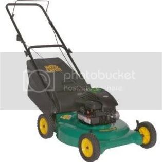 Weed Eater 961340004 21-Inch 158cc Briggs and Stratton Gas Powered Mulch/Bag Lawn Mower at Sears.com
