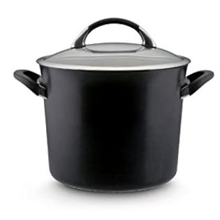 Circulon Symmetry Hard Anodized Nonstick 8-Quart Covered Stockpot at Sears.com