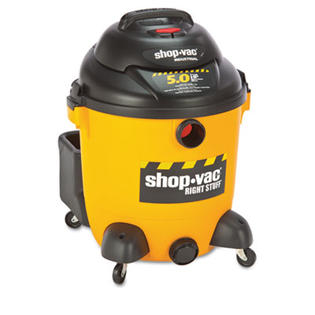 Shop-Vac&amp;#174 Shop-Vac Economical Wet/Dry Vacuum 12 Gallon Capacity 23 Lbs Black/Yellow at Sears.com