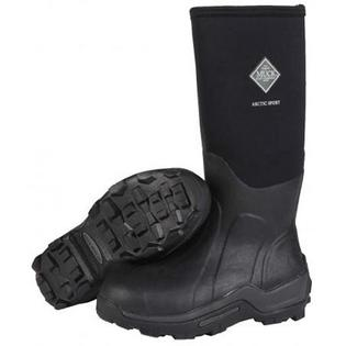 Honeywell Muck Boot Arctic Sport Boot with Steel Toe (Black) at mygofer.com