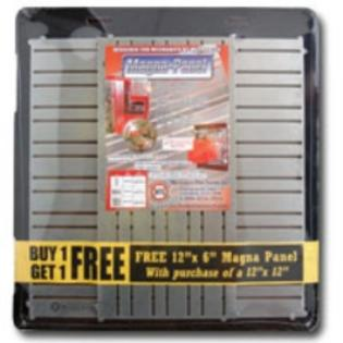 Mechanics Time Saver (MTS12x126) 12&amp;#34; X 12&amp;#34; Magna-Panel and 12&amp;#34; X 6&amp;#34; Magna-Panel INCLUDED FREE! at Sears.com