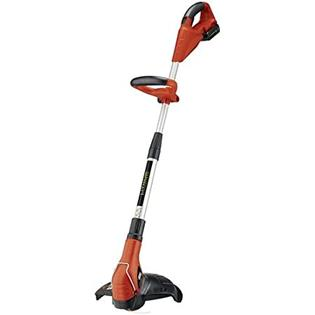 Black &amp; Decker LST1018 12-Inch 18-Volt Lithium Ion Cordless String Trimmer/Edger at Sears.com