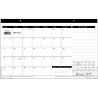 SPR Product By At-A-Glance - Monthly Cmpt Desk Pad English Jan-Dec 1PPM 17-3/4&amp;#34;x10-7/8&amp;#34; at Sears.com