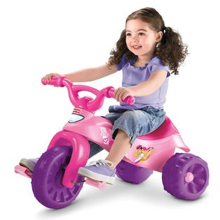 Fisher-Price Barbie Tough Trike Princess Ride-On at Sears.com
