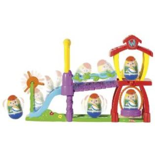 Playskool Weebles Playground with One (1) Weeble at Sears.com