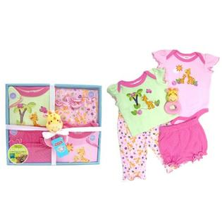 Fisher-Price Precious Planet 5 Piece Layette Set, Pink at Sears.com