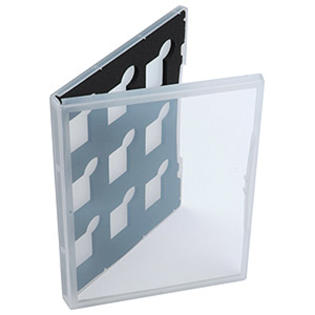 GEPE Cardsafe Sd Card Holder In Dvd Case, Holds 9, Transp at Sears.com