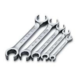 SK&amp;#174 5 Piece 6 Point Offset Flare Nut Wrench Set at Sears.com