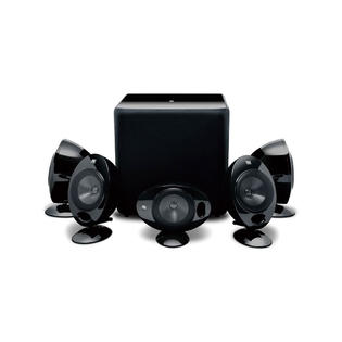 KEF KHT2005.3-K1 5.1-channel Home Theater System (Black) at Sears.com