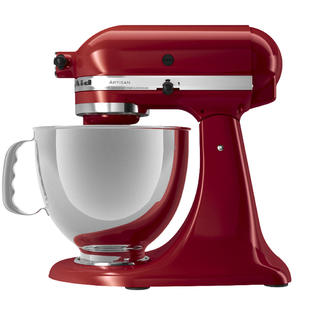 KitchenAid Red Artisan Stand Mixer (KSM150PSER) at Sears.com