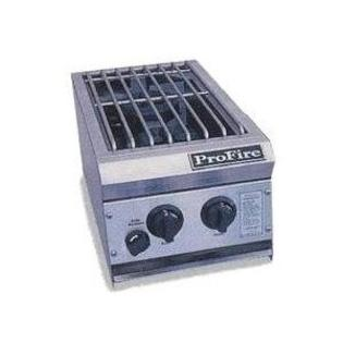 Profire Natural Gas Double Side Burner - Built-in at Sears.com