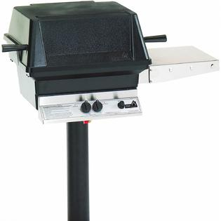 Pgs A40 Cast Aluminum Natural Gas Grill On In-ground Post at Sears.com