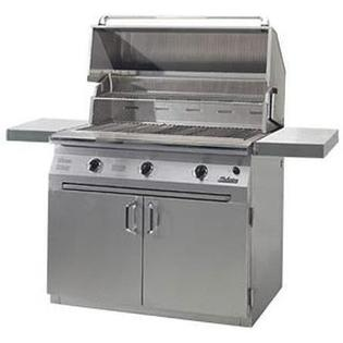 Solaire Gas Grills 42 Inch Infravection Propane Gas Grill With Two Infrared Burners On Cart at Sears.com
