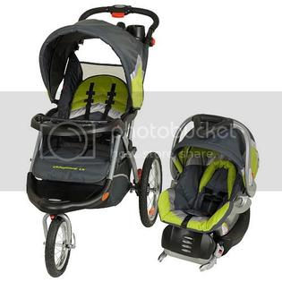 Baby Trend Expedition ELX Travel System Stroller - Everglade at Sears.com