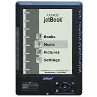 Ectaco jetBook eBook Reader. eReader. Black. JB-5 at Sears.com