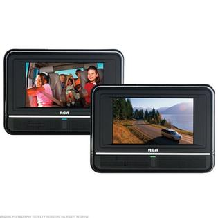 Findingking RCA 7&amp;#34; Dual Tablet DVD System at Sears.com