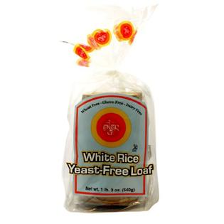 Ener-G Foods Yeast-Free White Rice Loaf, 19-Ounce Units (Pack of 6) at Sears.com