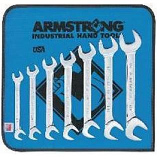 Armstrong Tools Armstrong 27-885 7 Pc Full Polish 15 Deg and 60 Deg Angle Wrench Set at Sears.com