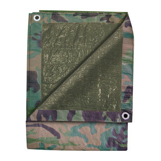 Michigan Industrial Tools Tekton 6442 9&#039; x 12&#039; Camouflage Tarp at Sears.com