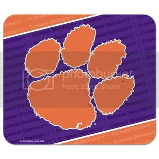 Wincraft CLEMSON TIGERS OFFICIAL 9&amp;#34;X8&amp;#34; NCAA MOUSE PAD at Sears.com