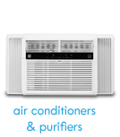 Air conditioners and purifiers