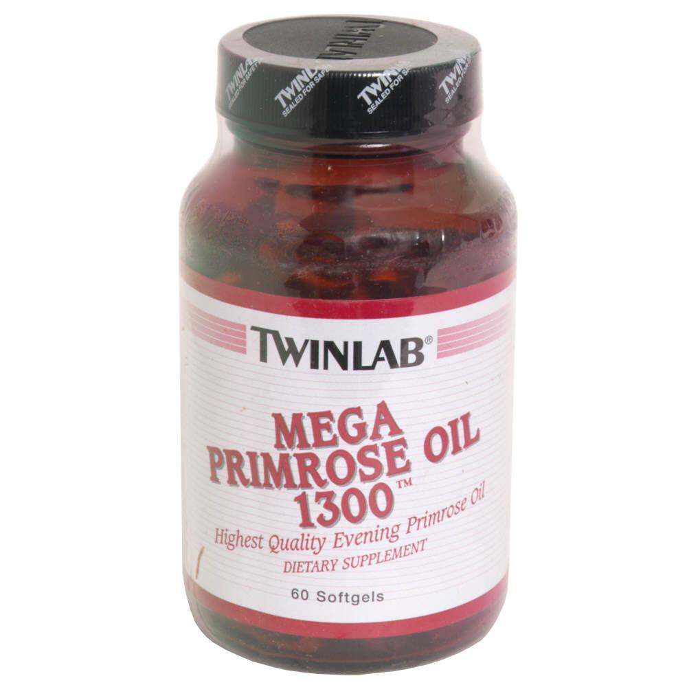 TwinLab Mega Primrose Oil 1300, Softgels, 60 softgels at Kmart.com