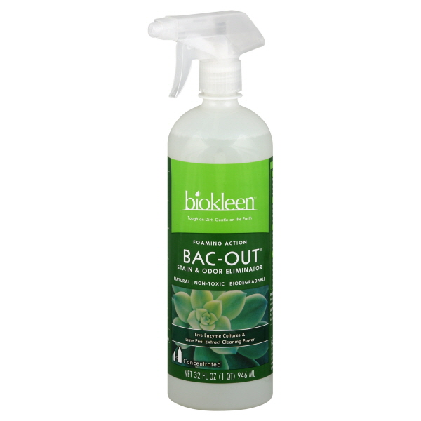 Biokleen Bac-Out Stain & Odor Eliminator, Foaming Action, 32 fl oz (1 qt) 946 ml at Kmart.com