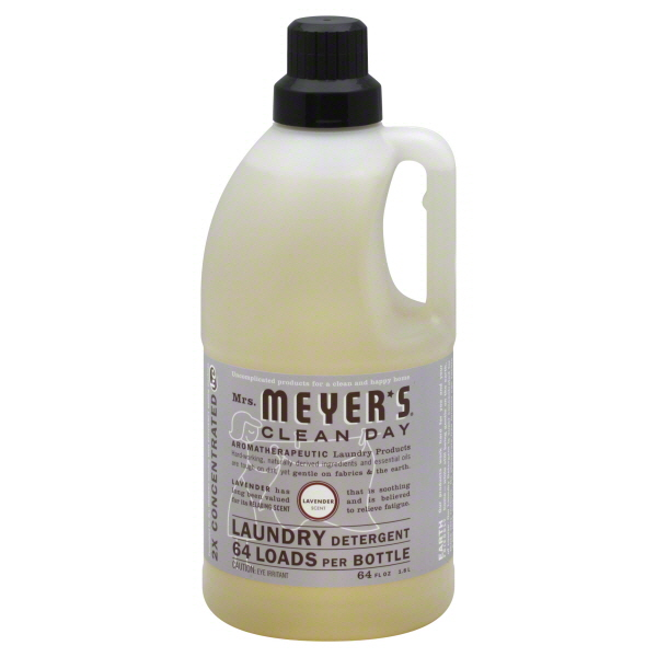 Mrs. Meyer's Laundry Detergent, Lavender Scent, 64 fl oz (1.8 lt) at Kmart.com