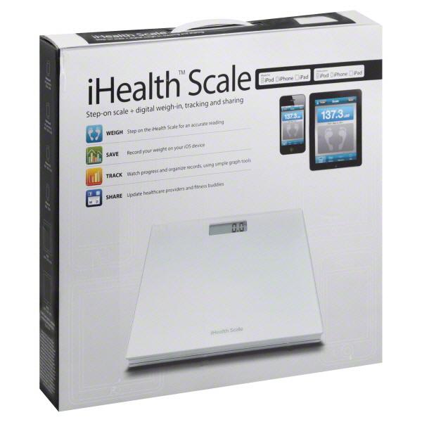 iHealth Lab, Inc. iHealth Scale, 1 scale