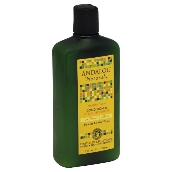 Andalou Naturals Conditioner, Healthy Shine,