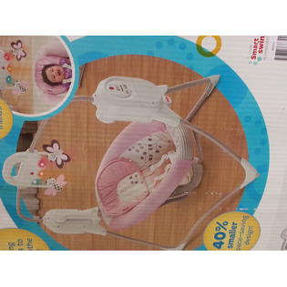 PLS Fisher-Price 3-in-1 Swing 'N' Rocker