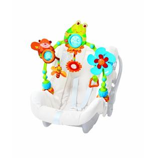 Tiny Love Take Along Nature Pals Stroller Car Seat Activity Arch Travel Toy NEW
